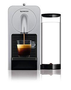 Oferta: 125€ Dto: -24%. Comprar Ofertas de Nespresso DeLonghi Prodigio EN170.S - Cafetera (controlable con smartphone, capacidad 0.8 L, eyección automática de cápsulas, barato. ¡Mira las ofertas!