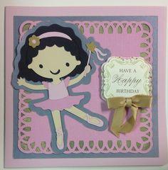 Ballerina (using Create a Friend)