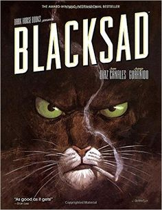 Blacksad: Juan Diaz Canales, Juanjo Guarnido: 9781595823939: Amazon.com: Books
