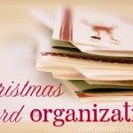 Christmas+Card+Organization