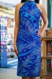 The Best Pacific and Samoa Shopping - Carvings, Crafts, Homeware and Gifts Samoan Designs, Polynesian Designs, New Dress Pattern, Dress Patterns, Tahiti, Samoan Dress, Island Style Clothing, Hawaiian Fashion, Island Wear