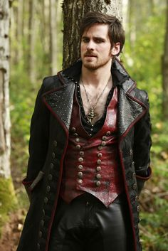 Colin O'Donoghue - Killian Jones - Captain Hook - Once Upon A Time 5x8