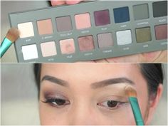 Get the amazing eye look using LORAC's #PROPalette2 with @itsjudytime.