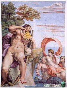 Una de las grandes obras de Góngora  Fábula de Polifemo y Galatea - Luis de Góngora y Argote