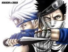 the mask bros....zabuza was Kakashi's long lost brother..in my eyes, hes gonna bad...oh yeah