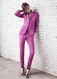 Colorful suits Tiger of Sweden Spring 2013 Campaign - 44FashionStreet.com