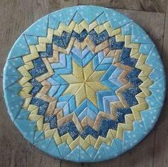 Folded Somerset Patchwork