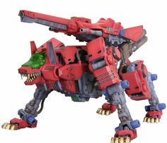 Shop: Zoids Command Wolf LC Zenebas Empire Limited ver. 1/72 Scale Kit ETA: February 2010. Limited Edition 1/72 Scale Kit 20cm Length