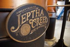 Shelby County's Jeptha Creed is making History. #bourbon