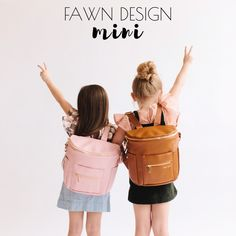 Everything you know and love about our Original bag just Mini! The minis can be used for kids or adults!