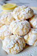 Biscuits moelleux au citron, Biscotti morbidi al limone : Etape 4