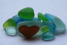 Sea glass photography!