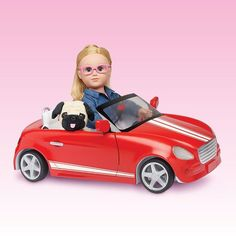My Life Dolls Remote Control Car is new and ready for a road trip. Find your new My Life Dolls Remote Control Car exclusively at Walmart.