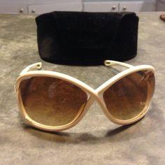 0fbbdeb843ea8 Tom Ford Whitney Sunglasses 100% guaranteed authentic