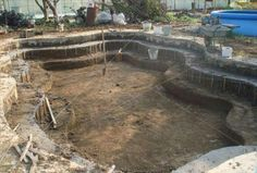 He Built It Like A Retaining Wall | Don't To Hire A Pool Guy With This DIY Swimming Pool