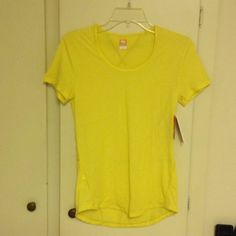 Brand New Lucy top Performance workout tee . New! Lucy Tops Tees - Short Sleeve