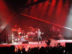 Adam Levine V Concert Tour Maroon 5 Xcell Energy Center...