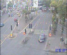 CCTV Camera image for Shaftesbury Square