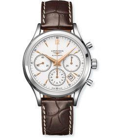 Longines Flagship Heritage Chronograph