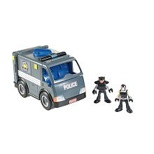 Imaginext - Batman City - Bane & Police Officer
