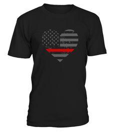 Firefighters Girlfriend Funny Firefighter T-shirt, Best Firefighter T-shirt