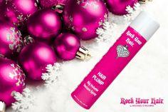 Wenn deine Frisur unter dem Christbaum perfekt sitzen soll - Hair Plump Texture Spray!  #xmas #new  #healthyhair #bighair #shinehair Rock Your Hair, Rock Hairstyles, Texturizing Spray, Christen, Hair Makeup, Woman