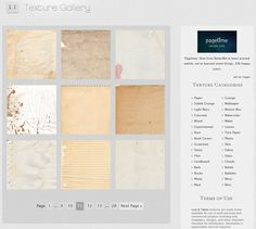 An incredible texture gallery of high resolution images that are free for personal or commercial use - from Lost and Taken aka another way to gladly lose half a day. Lightroom Tutorial, Photoshop Tips, Photoshop Elements, Photoshop Photography, Photography Tutorials, Photography Tips, Graphic Design Tools, Tool Design, Photoshop Illustrator