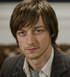 James McAvoy - Penelope- This is the face of all that is happy in this word. Don't you judge me...
