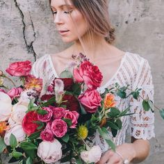 5 Tips For Winter Bouquets: Rose Apple Flowers