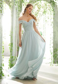 7c2bbe32cf Mori Lee 21614 Dress - MadameBridal.com Mori Lee Bridesmaid Dresses