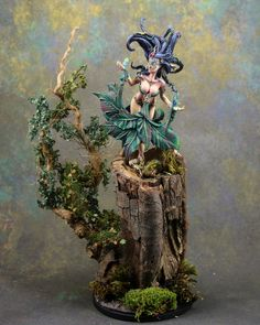 Kingdom Death Flower Witch