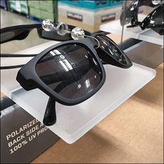 Mirror-Tethered Puma Sunglass Samples