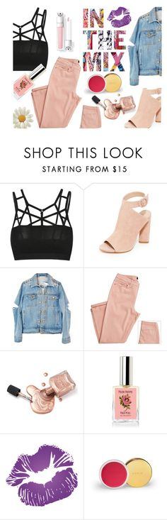 """Mix it up."" by mariewagas ❤ liked on Polyvore featuring Kendall + Kylie"