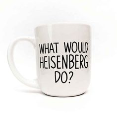 "What would Heisenberg do? | 15 Items To Help You Deal With ""Breaking Bad"" Withdrawal"