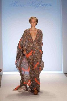 The Mara Hoffman Resort 2012 Collection has an Exotic Feel trendhunter.com