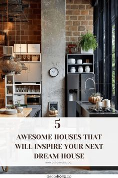 Home as a place for us to take a break from our daily routine, gather with loved ones, so it's natural that you also want a comfortable residence. In addition, the house can also be a matter of pride, especially if you live in a cool house with an attractive design. #decorholic #homedesign #awesomehouse #designinspiration #house
