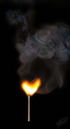 Free illustration Flame Heart Smoke Love Fire Free Image on I Love Heart, With All My Heart, Happy Heart, Heart In Nature, Heart Art, Fotografia Macro, Smoke Art, Light My Fire, Fire Heart