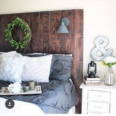 I'm obsessed with this headboard! My friend, Chassity @thomasandlane is such a creative mind. I love her heart and her talent in the design world! I've gotten to know her over the last few months and she's hilarious and kind! You should definitely go follow her! #followfriday #onetofollow