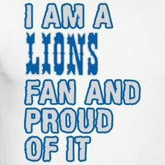 lions fan to be exact can't wait for season to start! CJ Stafford combo is back! With the help of Tate Detroit Lions Funny, Detroit Lions Football, Detroit Sports, Best Football Team, Cincinnati Bengals, Indianapolis Colts, Football Season, Lions Team, Detroit Michigan