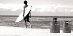 Allure Homme Sport (Eau Extreme) by Chanel avec Danny Fuller 1