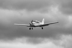 My favorite plane to fly- the Piper Warrior.