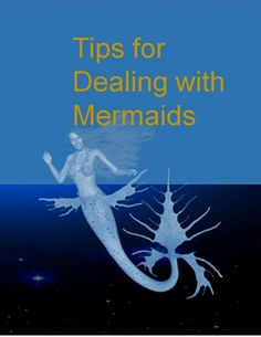 Tips for Dealing with Mermaids a printable faux cover to tape onto an old book would be good decor for Harry Potter party lots of designs on this site--could build a Hogwarts Library Harry Potter Library, Hogwarts Library, Harry Potter Decor, Harry Potter Hogwarts, Harry Potter Party Games, Harry Potter Activities, Game Ideas, Craft Ideas, Harry Potter Mermaid