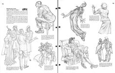 Famous Artists School Inc. Illustrated by Albert Dorne 1960