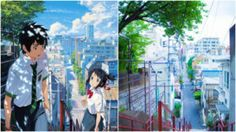 Kimi no Na wa Backgrounds Have Become Must-Visit Places for Anime Fans