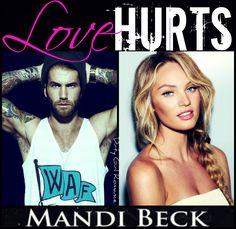 Love Hurts (Caged Love 1) by Mandi Beck #DirtyGirlRomance