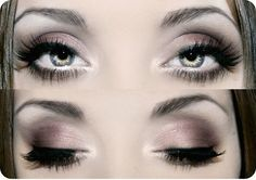 Make-up. Doing this for prom. It will match my dress perfectly~