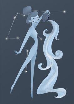 elegant Aquarius ~