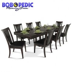 Number 5 9 Piece Dining Set