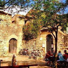 Santa Creu d'Olorda, Barcelona by @sinache