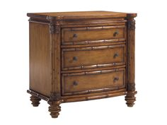 Island Estate Barbados Night Stand | Lexington Home Brands